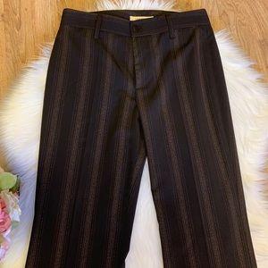 Vertigo Paris stripes Pants size 4 Made In France